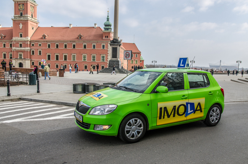 Imola - driving school in Warsaw